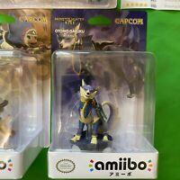 Monster Hunter Rise Garc amiibo Figure Nintendo Switch