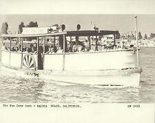 "NEWPORT BEACH Balboa FUN ZONE BOAT Photo Print 1458 11"" x 14"""