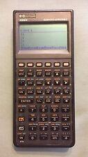 HP 48SX Scientific Expandable Calculator