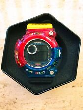 Casio G-Shock Frogman DW-8200 CUSTOM Rainbow Darkmode Frog