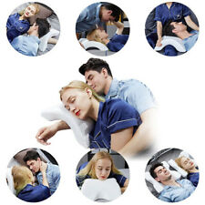 Sleeping Pillow Slow Rebound Pressure ice Silk Travel Couple U Shaped Pillow