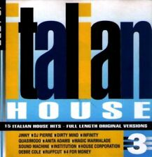 BEST OF ITALIAN HOUSE 3 various (CD compilation, 1995) italian house