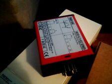 *NEW* BIRCHER REGLOMAT TRAB-115AC AG CH-8222 115VAC 1SEC-10HR SAFETY RELAY TIMER