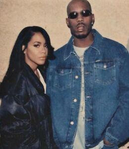 Aaliyah And DMX Lyric T-shirt