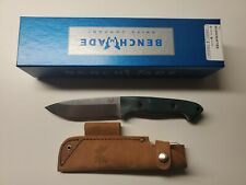 BENCHMADE 162 BUSHCRAFTER  S30V NEW IN THE BOX