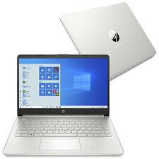"""HP 14s-fq0009na 14"""" FHD Laptop AMD Athlon Gold W10 3150U 4GB 128GB, 1N8E8EA"""