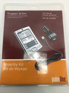 PalmOne Mobility Kit for Tungsten E and all Zire 21 31 72 Handhelds New
