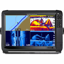 Lowrance HDS-12 Carbon MFD with C-Map Insight No Transducer  000-13686-001