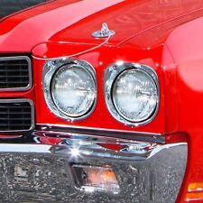 Umrüstkit 4x H4 EU Scheinwerfer Chevrolet Chevelle 64-72 Caprice 66-74 NEU TÜV