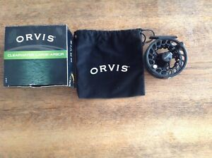 Orvis Clearwater Large Arbor ll Fly Reel