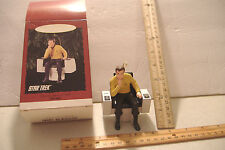 ~CAPTAIN JAMES T. KIRK~STAR TREK~1995 HALLMARK ORNAMENT~