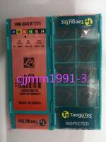 10PCS/box NEW original Taegutec CNC blade WNMG080408MT TT7015