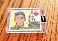 Topps Project 2020 Sandy Koufax Card 89 NATUREL Brooklyn Dodgers IN HAND W/box