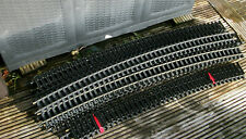 More details for over 90 feet aristocraft g scale track, 45mm gauge, 10 ft radius