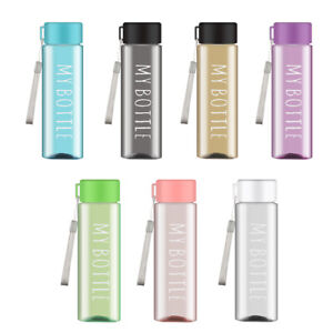 Summer Portable Water Bottle Drinking Bottle Coffee Juice Cup Sports Water Cup
