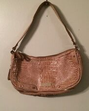 •• Jessica Simpson handbag Beige Large Logo Purse Excellent Condition