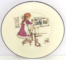 Lenox Special Collector Plate Girl Playing Dollhouse Toys Kitchen Fine China