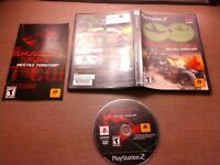 Sony PlayStation 2 PS2 CIB Complete Tested Smuggler's Run 2 Hostile Territory