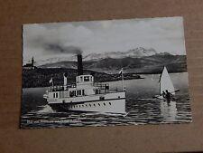 Postcard Shipping German Pleasure cruiser Diessen  unposted.