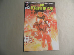 The Terminator #13 (Now Comics 1989) Free Domestic Shipping