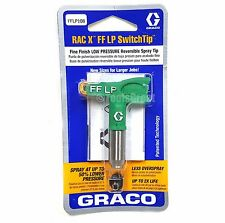 Graco Rac X FFLP 108 Fine Finish Paint Spray Tip Size 108