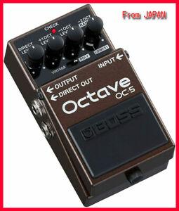 BOSS OC-5 Octave Boss