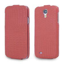 Madcase Hoco Real Leather Crocodile Design Flip Case For Samsung Galaxy S4 i9500