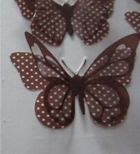 Butterfly Embellishments  choose from 7 different type