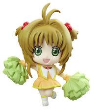 Card Captor Sakura Cheerleading Outfit Petit Chara Land Trading Figure New