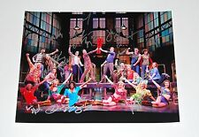 Kinky Boots Cast SIGNED One of A Kind 16x20 Poster Billy Porter Stark Sands COA