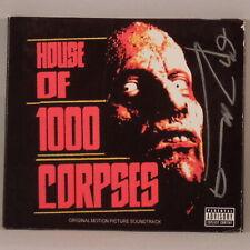 V/A House Of 1000 Corpses (Rob Zombie Autographed Digipak CD 2002 House Of 1000)