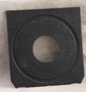 Generic Lens Board for Linhof Tech IV and Similar, Copal No 0