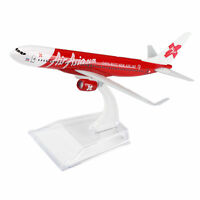 1/400 16cm B737 Air Asia.com Airline Diecast Toy Models Aircraft Aeroplane Plane