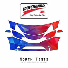 3M Scotchgard Paint Protection PreCut Clear Bra for Nissan Versa Note 2015-2017