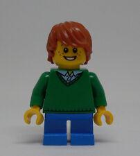 Lego Weihnachten - Junge (grüner Pullover, kurze Beine, Holiday, Christmas) Neu