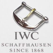 IWC Stahl Dornschliesse - 16 mm Herrengröße
