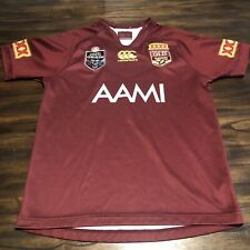 QLD Maroons Holden State Of Origin Jersey Canterberry Size Medium