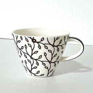 Villeroy & Boch 1748 Caffe Club Tea Cup Floral Mocha - Replacement Cup