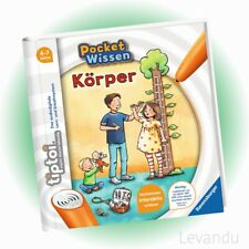 RAVENSBURGER tiptoi® Buch - Pocket Wissen - Körper - NEU