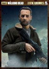 ThreeZero 1:6 TZ-TWD-004 Rick Grimes The Walking Dead Figure