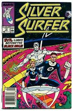 Silver Surfer 15 NM- 9.2 Fantastic Four Third Series Marvel Comics 1988