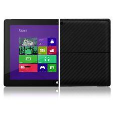 Skinomi Noir Carbone Peau + Écran Protecteur pour Surface Microsoft Windows 8