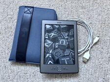 Amazon Kindle 4. Generation WLAN Silbergrau eBook Reader