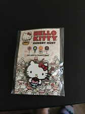 Hello Kitty Hungry Hunt Limited 40th Anniversary DYLAN'S CANDY BAR ~ SUNDAE ~pin