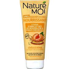 lot 3 Après-shampooing démêle & répare Bio NATURE MOI 200 ml