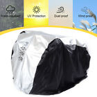 Waterproof Bicycle Cover Bike Sun/Rain/Snow/Dust Proof UV Protector Fit 3 Bikes