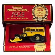 Matchbox Yesteryear 1923 Scania Vabis Post Bus Y16 Yellow Special Limited Ed.