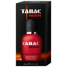 TABAC MAN Eau de Toilette FIRE POWER Natural Spray EdT 30 ml für Herren NEU