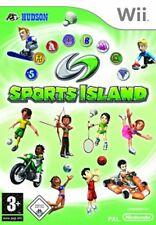 Nintendo Wii Sports Island 1 * 10 nuevos juegos como nuevo