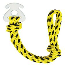 Boat Quick Connect Tow Rope 4K Inflatable Towable Water Tube Black and Yellow